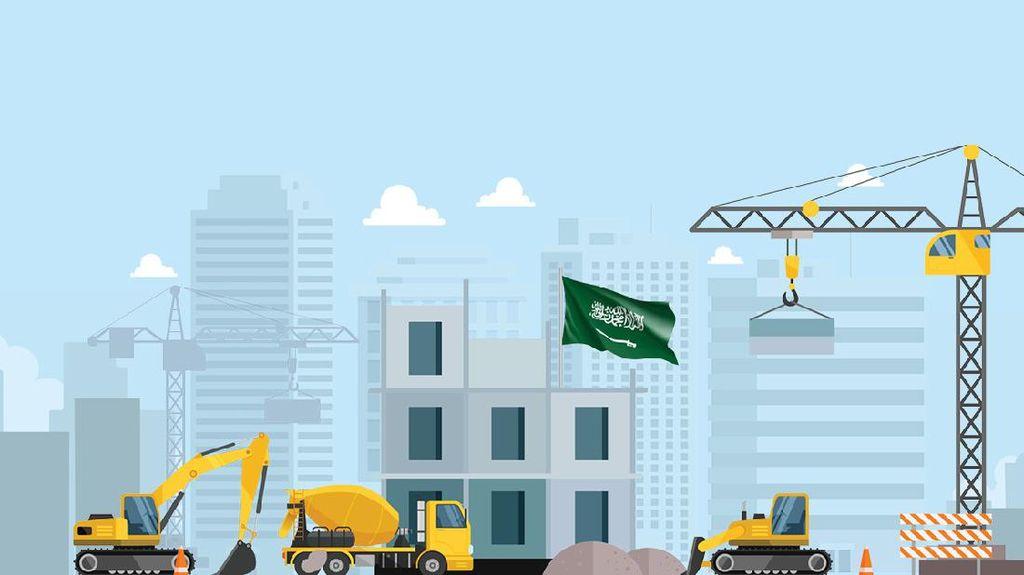 Daftar 6 Proyek Super Raksasa Negeri Raja Salman