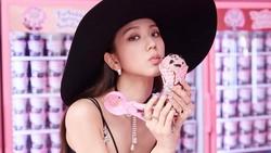 Jisoo BLACKPINK Main di Snowdrop, Dapat Kiriman Banyak Food Truck