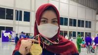 Gagal Jadi TNI, Atlet Terbang Layang Berhijab Ini Raih Medali Emas PON Papua