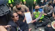 Kapolresta Tangerang Teken Pernyataan Siap Mundur Jika Anggota Represif Lagi