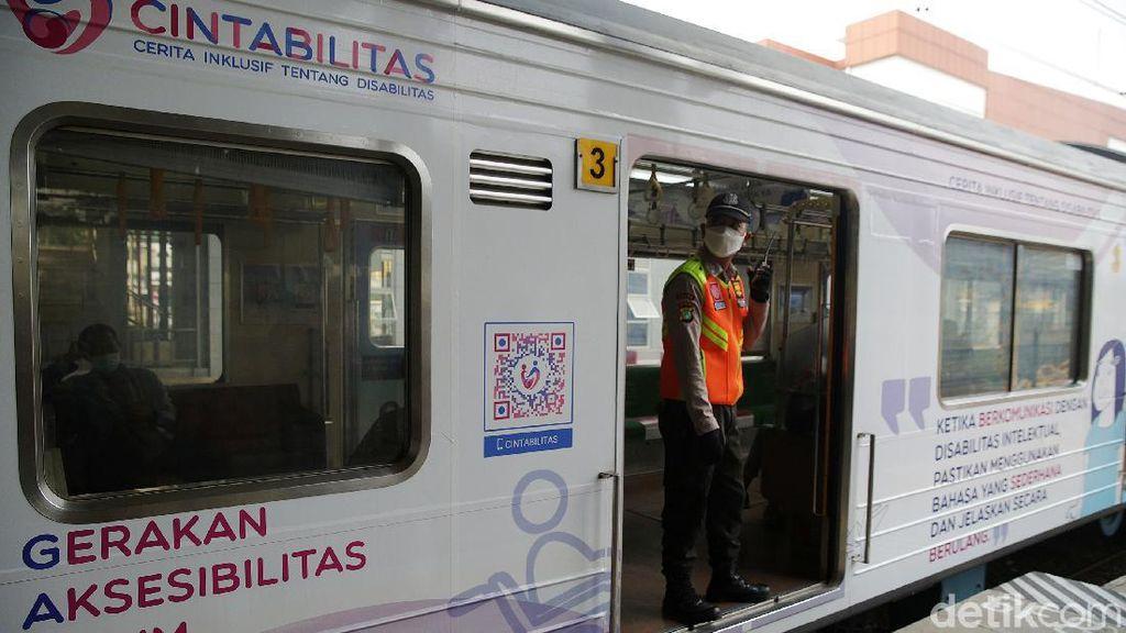 KCI Kampanyekan Cintabilitas di Transportasi Publik