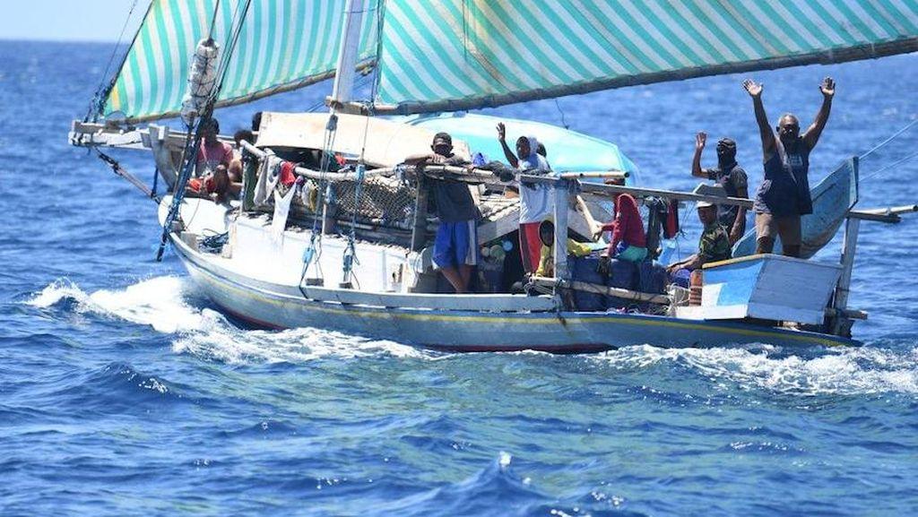 Kegiatan Pencari Teripang Asal Indonesia Kembali Marak di Wilayah Perairan Australia
