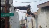 PDAM Depok Minta Maaf soal Crane Roboh Timpa Rumah Warga