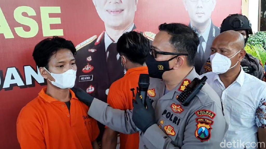 2 Kg Sabu Diamankan di Sidoarjo dari Kurir Jaringan Internasional