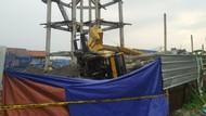 Crane Roboh di Depok, Kekhawatiran Warga yang Jadi Kenyataan