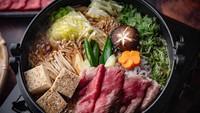 Resep Sukiyaki ala Restoran Jepang, Isinya Komplet dan Bikin Kenyang