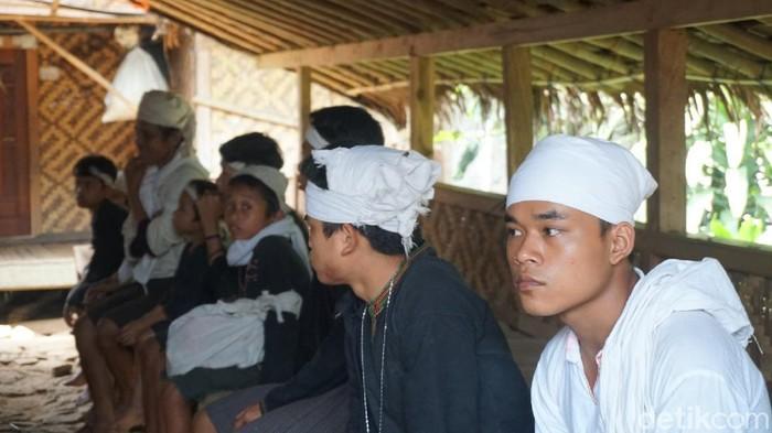 Warga Baduy di Banten. Sepanjang pandemi hanya mencatatkan 1 kasus COVID-19