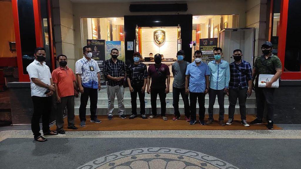 2 Pria Diduga Terlibat Pemukulan Pedagang di Sumut Menyerahkan Diri