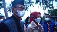 Tinjau Lokasi Susur Sungai Maut, Atalia Ridwan Kamil: Kegiatan Ini Bukan Pramuka