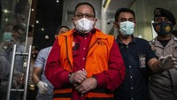 Intip Garasi Bupati Muba Dodi Reza yang Kena OTT KPK