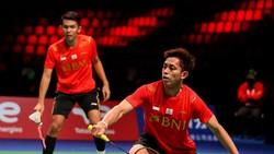 Piala Thomas: Fajar/Rian Menang, Indonesia ke Final!