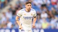 Hati-hati, Real Madrid! Valverde Sudah Main 16 Kali dalam 2 Bulan