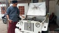 Keren! Suzuki Carry Tahun 80an Diubah Jadi Willys Hingga Rubicon versi Mungil