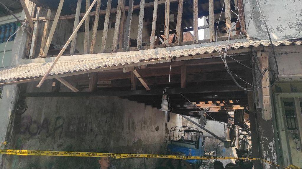 Korban Kebakaran di Jakut Tewas saat Selamatkan Kado Ultah Anak