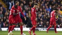 Liverpool Unggul 2-0 atas Watford di Babak I
