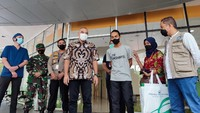 Mahasiswa Dibanting Polisi 2 Hari Dirawat di RS, Dokter Sebut Kondisinya Membaik