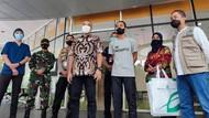 2 Hari Dirawat di RS, Mahasiswa Dibanting Polisi di Tangerang Boleh Pulang