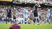 Man City Vs Burnley: The Citizens Menang 2-0