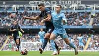 Man City Vs Burnley: The Citizens Unggul 1-0 di Babak Pertama