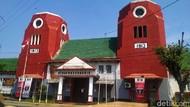 Menara Kembar Ini Saksi Ki Hajar Dewantara Pernah Dipenjara di Pekalongan