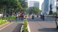 Road Bikers Ini Bersyukur Boleh Gowes di Jalanan Jakarta Lagi