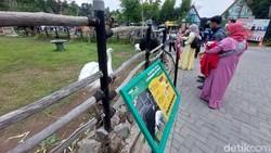 Potret Lembang Park and Zoo Disesaki Wisatawan