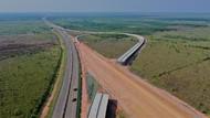 Mengintip Pembangunan Tol Simpang Indralaya-Muara Enim 119 Km