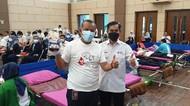Jelang HUT Ke-41, Brantas Abipraya Gandeng PMI Gelar Donor Darah