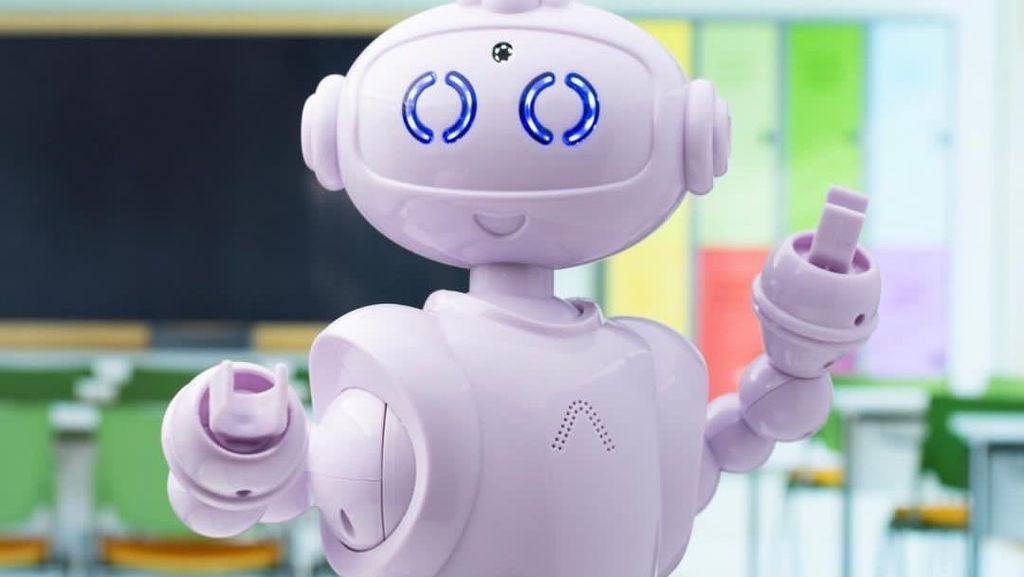 4 Inovasi Terbaik 2020 di Bidang Pendidikan, Salah Satunya Robot Tutor