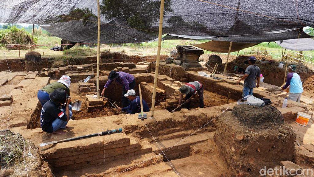 Bangunan Suci di Situs Watu Kucur Jombang Diduga dari Masa Pramajapahit