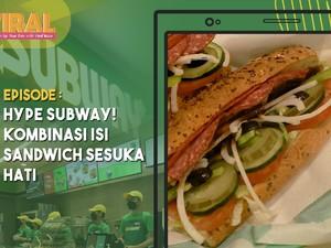Icip-icip Sandwich Subway yang Baru Buka Lagi di Citos
