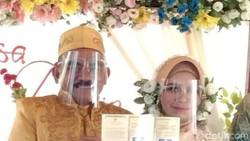 10 Foto Ini Buktikan Kisah Ayah Menikahi Teman Sekelas Anaknya Bukan Hoax
