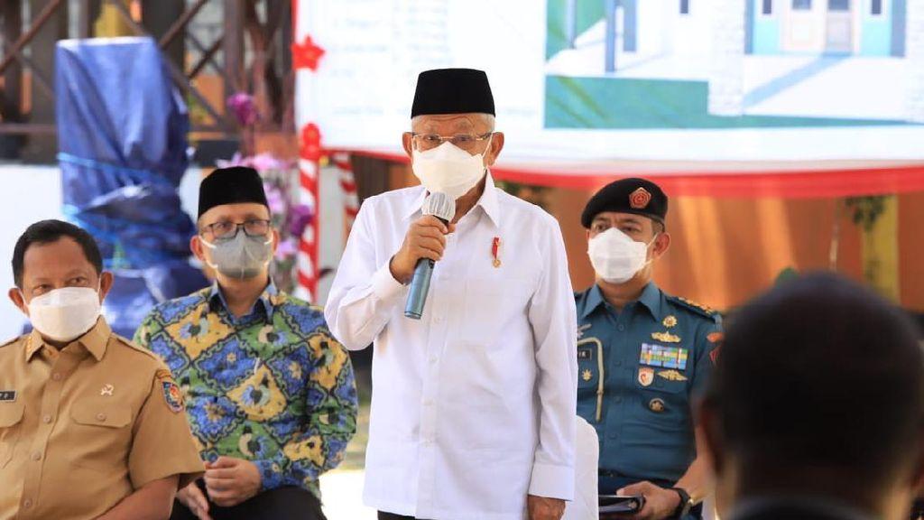Wapres Minta Menaker Dorong Kualitas SDM di Papua Barat Lewat BLK