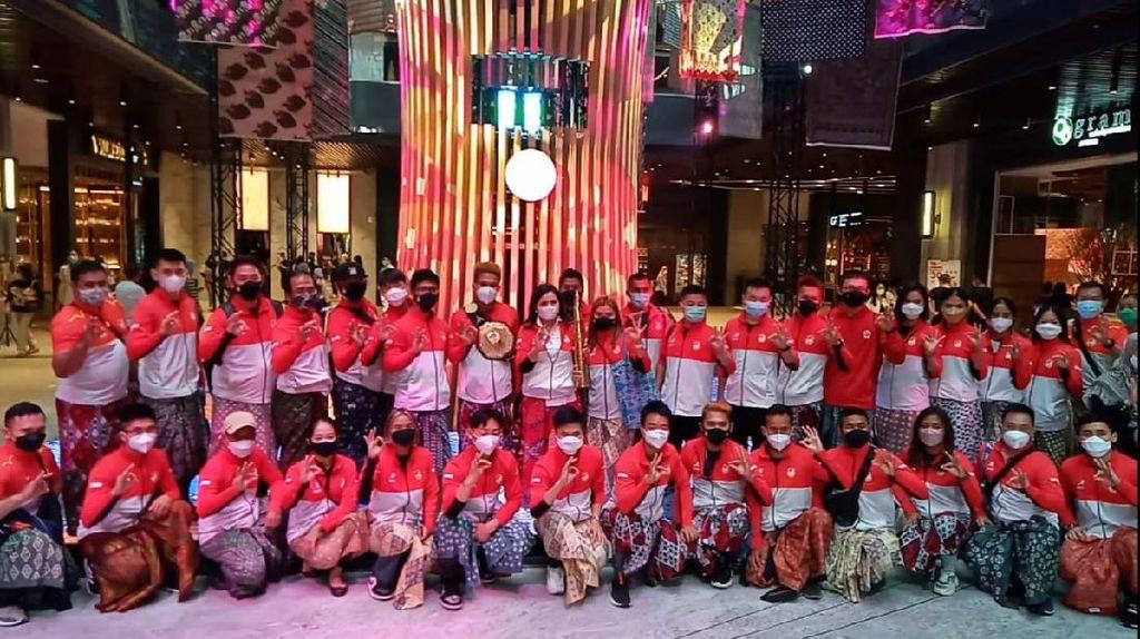 Edgar dan Rara Berharap Wushu DKI Jakarta Dapat Tempat Latihan di Ragunan