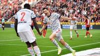 Leverkusen Vs Bayern: Die Roten Menang Telak 5-1