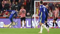 Babak Pertama: Chelsea Ungguli Brentford Lewat Gol Chilwell