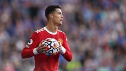 Cristiano Ronaldo Redam Gejolak Ruang Ganti MU