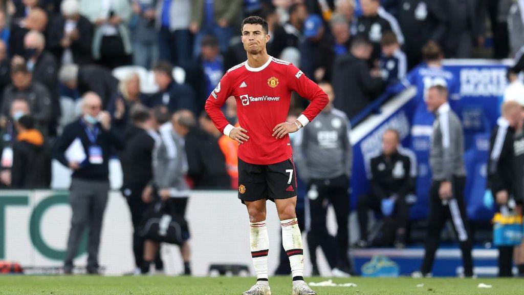 Cristiano Ronaldo Melempem di Kandang Si Rubah