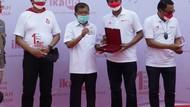 PMI, IKA UB dan BNI Kolaborasi Kumpulkan 1.000 Kantong Darah
