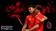 Final Piala Thomas: Fajar/Rian Bawa Indonesia Unggul 2-0 dari China