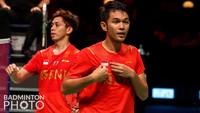 Final Piala Thomas: Sabar Kunci Kemenangan Fajar/Rian