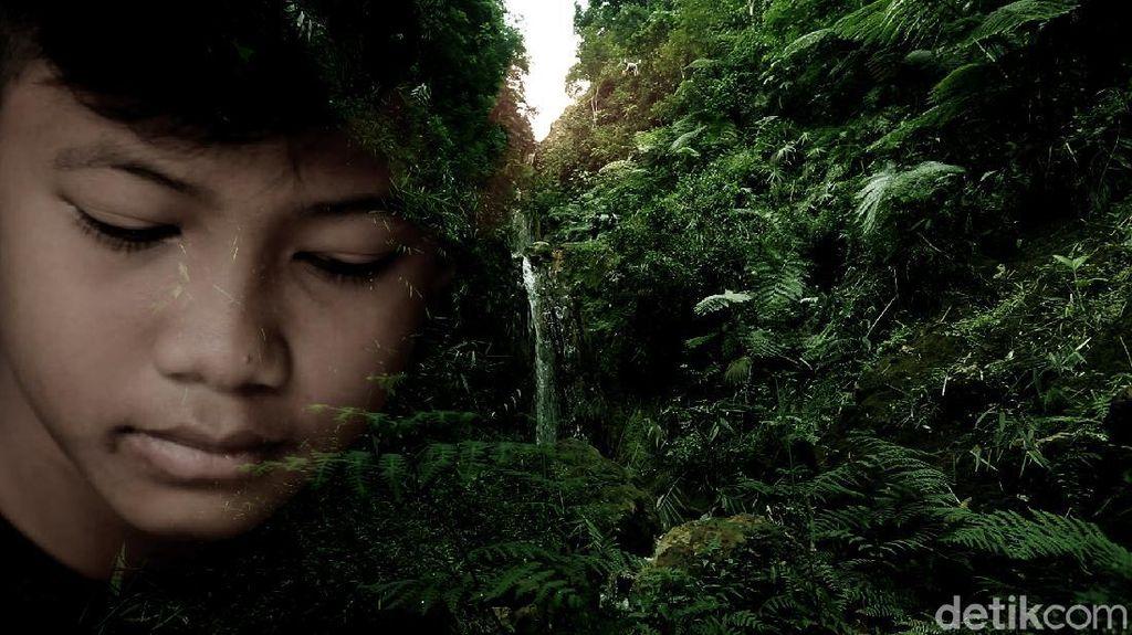 6 Hari Menghilang, Gibran Pindah ke Dimensi Lain Gunung Guntur