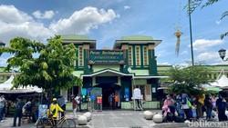 Jajan Modal Rp 20.000 di Pasar Beringharjo, Dapat Apa Saja?