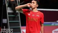 Indonesia Juara Thomas Cup, Netizen Sedih Merah Putih Tak Berkibar