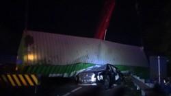 Tewaskan 1 Orang, Sopir Truk Timpa Minibus di Tol Cipularang Diamankan Polisi