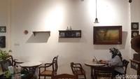 Kedai Kopi di Bogor Ini Tawarkan Suasana Jadul