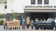 Komunitas Lintas Agama Desak Pemerintah Agar Serius Tangani Krisis Iklim