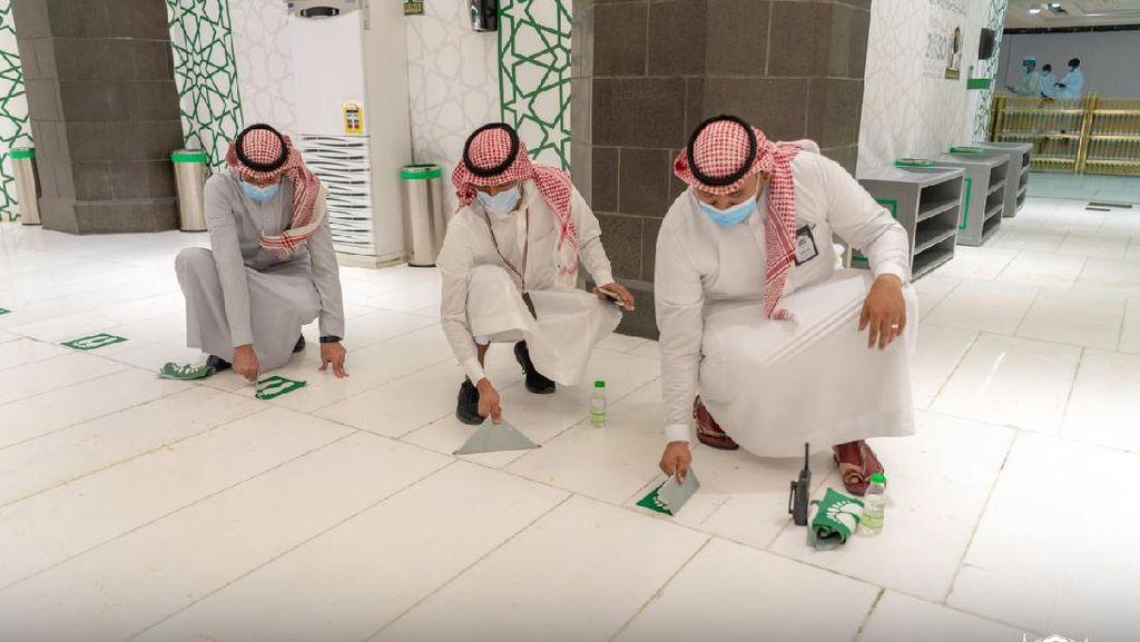 Potret Masjidil Haram yang Kini Mulai Diizinkan Berkapasitas Penuh