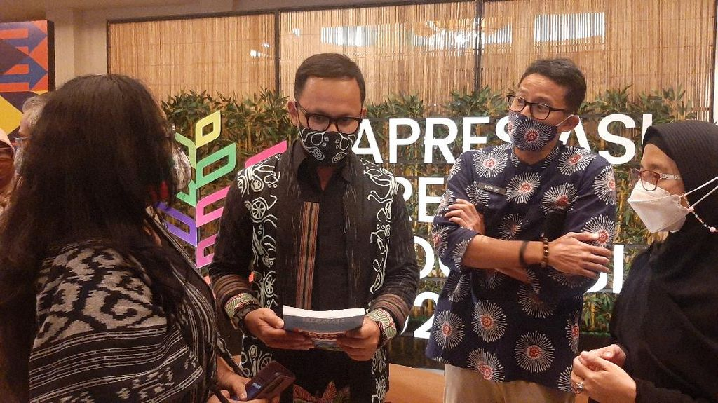 Sandiaga Uno: Pulihkan Dunia Perfilman Nasional Melalui PEN
