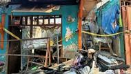 100 KK Terdampak Kebakaran, Warga Tambora Jakbar Cari Barang Tersisa